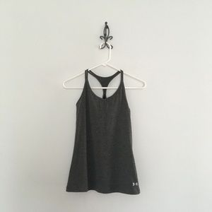 Under Armour Solid Lux Studio Tank Top Size XS